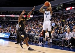 Endurance IT Hosts Client Appreciation ODU Basketball Event