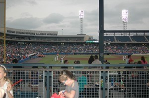 Endurance IT Services Family Fun Night at Harbor Park -June 04, 2016