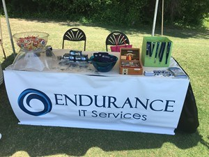 Endurance IT Services proudly supports the annual TowneBank Foundation Golf Tournament