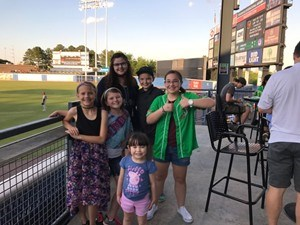 Endurance IT Services Family Fun Night at Harbor Park