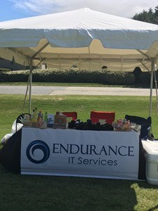 Endurance IT Services proudly supports the TowneBank Foundation 17th Annual Charity Golf Tournament
