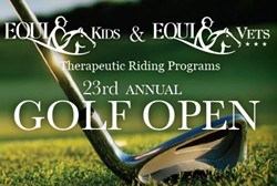 EQUI-KIDS/EQUI-VETS Golf Open at Bayville's Private Golf Course - Please help sponsor