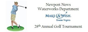 Newport News Waterworks Department Make-A-Wish 28th Annual Golf Tournament