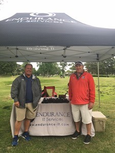 Endurance IT Services - Proud Sponsor of the 11th Annual ODU Football Golf Tournament