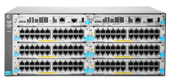 HP 5400 Modular Switches